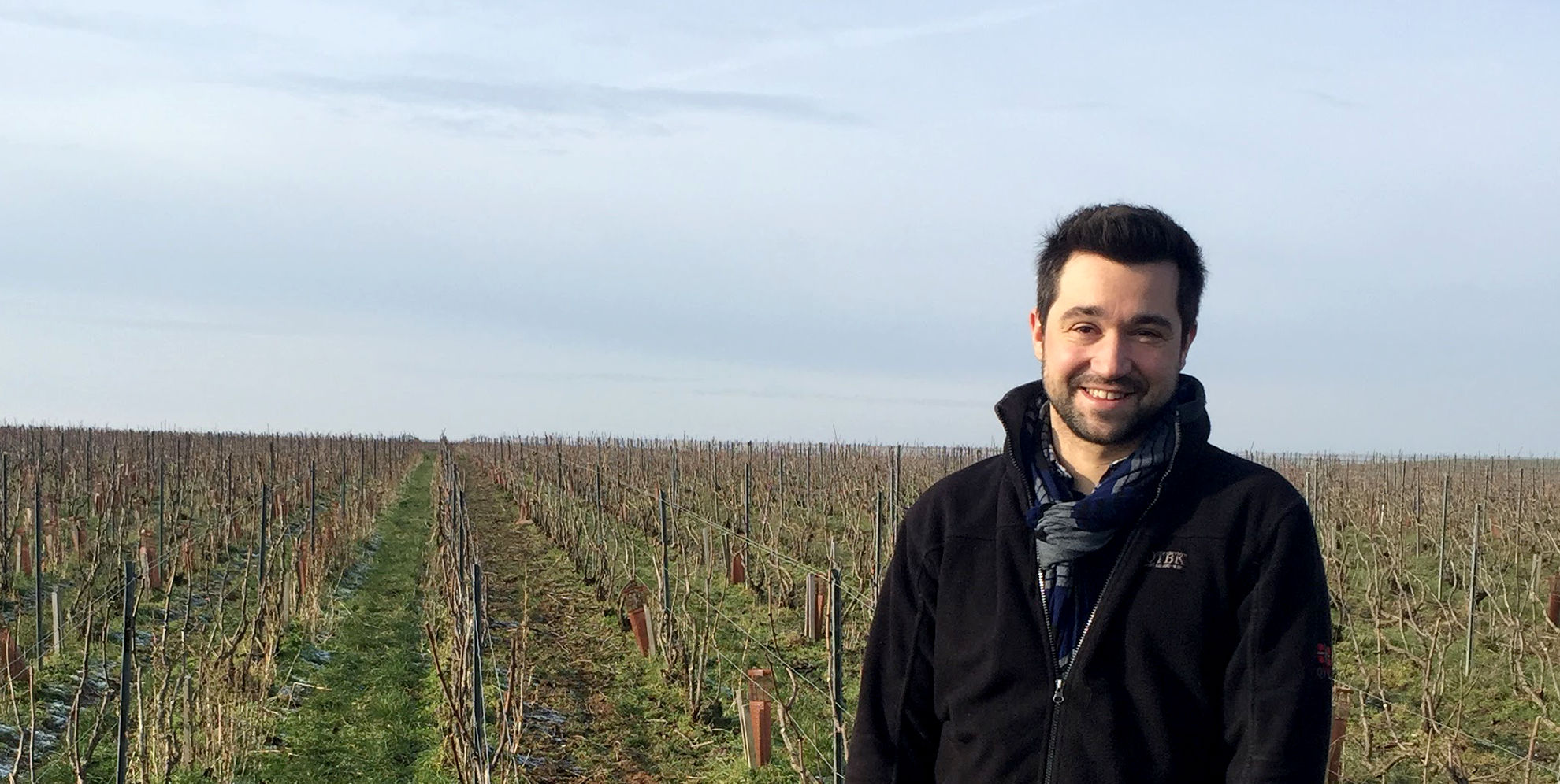 Etienne Calsac, Champagne Producer | Verve Wine